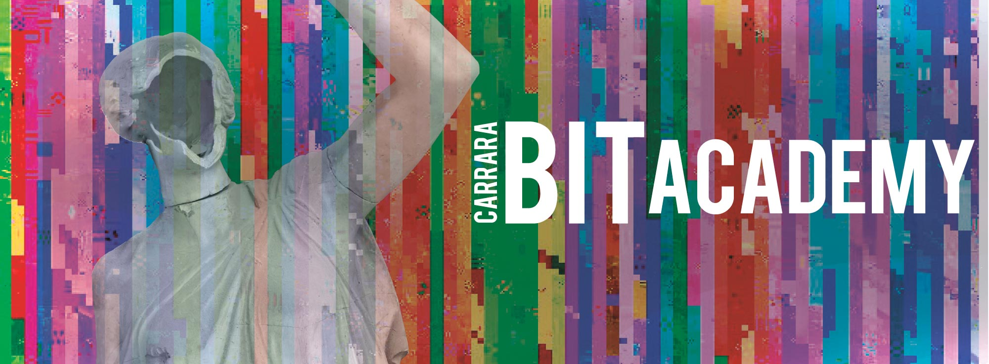 Cover of bit academy Carrara archive of multimedia works