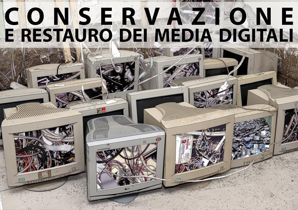 conservazione e restauro dei media digitali